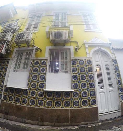 Casa Com 11 Dormitórios Para Alugar, 300 M² Por R$ 11.500,00/mês - Copacabana - Rio De Janeiro/rj - Ca1299