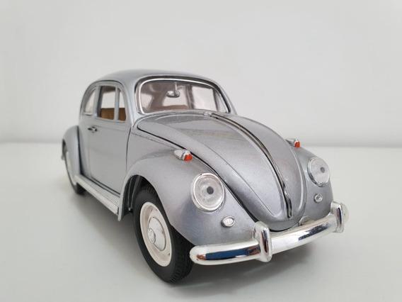Miniatura Fusca - Beetle 1967 Escala 1/18 - Excelente Estado