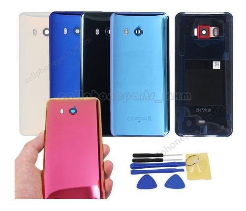 Tapa Htc U11 U Ultra U Play Negro/azul/rojo