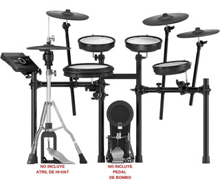 Roland Td-17kvx V-drums Batería Electrónica Con Stand