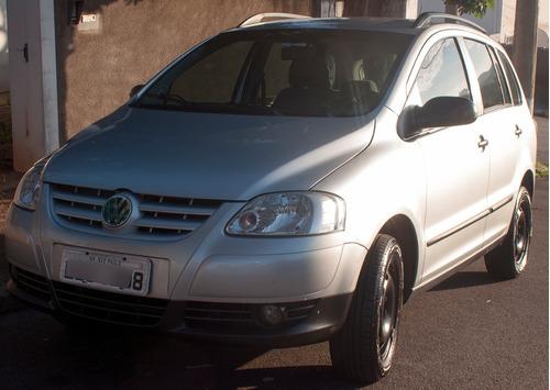 Volkswagen Spacefox 2009 - 133mil Km - Nada Para Fazer
