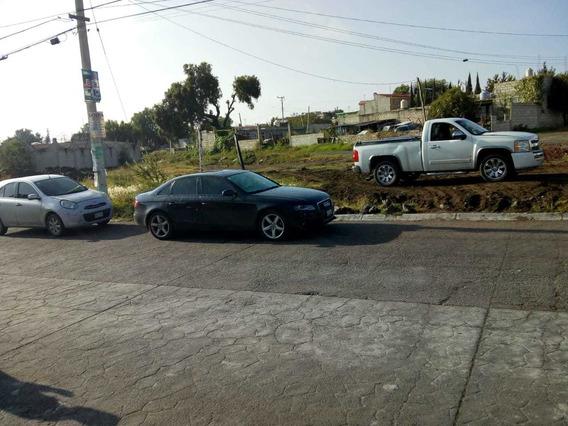 Terreno En Venta En Pachuca De Soto, Hgo.