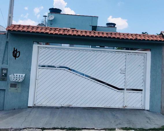 Casa Sobrado 3 Quartos Em Poá Sp