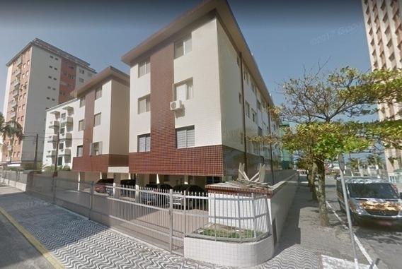 Apartamento 1 Dorm Frente Para A Rua - 50m Da Praia - Vl Tupi - Pg - 1381