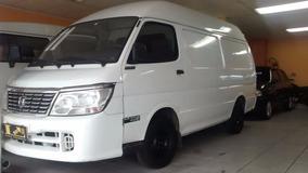 Jinbei Van Cargo L - Furgão 2.2 - Unico Dono Pronto P/ Trab.