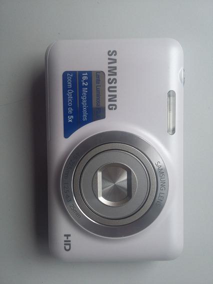 Camera Samsung Es95 Branco Sem Kit - Sem Bateria