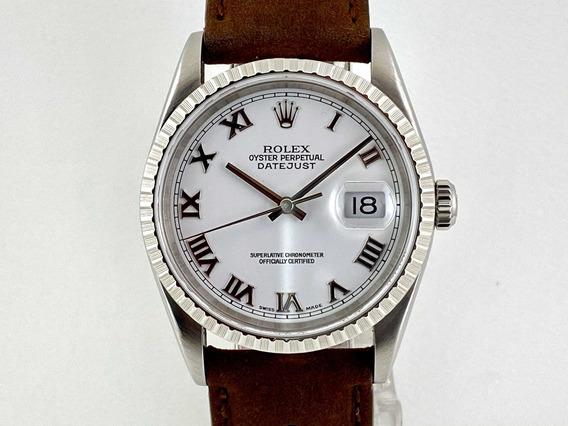Rolex Datejust 16220 Acero, 1991, Zafiro, Calibre 3135