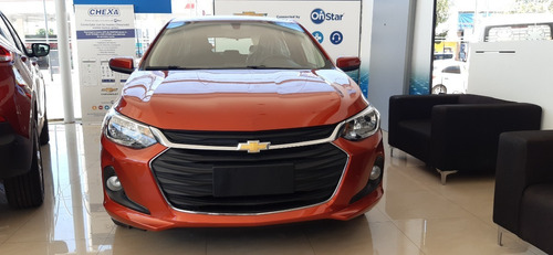 Chevrolet Onix 5 Puertas 1.2 Lt Manual Tech 2020 0km
