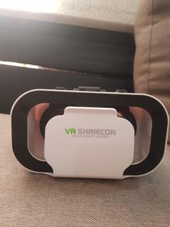 Lentes Realidad Virtual 3d Vr Shinecon Nuevos