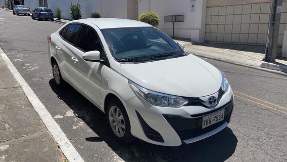 Toyota Yaris Sedan Premium