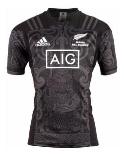 Camisa Rugby Maori All Blacks Nova Zelândia Edição Especial
