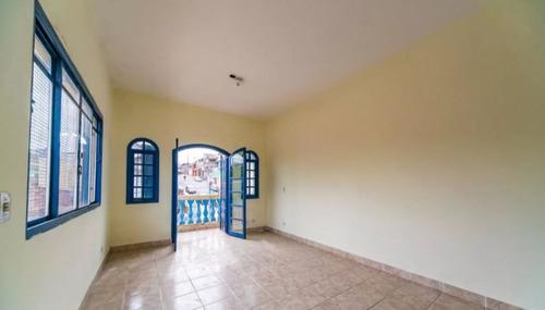 Sobrado Com 2 Dormitórios Para Alugar, 120 M² Por R$ 1.750,00/mês - Vila América - Santo André/sp - So1505