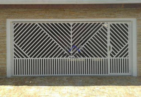 Casa Com 2 Dormitórios À Venda, 150 M² Por R$ 296.800,00 - Jardim Santa Lúcia - Campo Limpo Paulista/sp - Ca0760