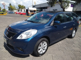 Nissan Versa 1.6 Advance 5vel Mt, 2012
