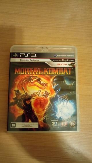 Mortal Kombat - Ps 3 - Melhor Preço!!