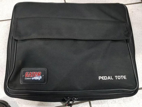 Pedalboard Gator 40x30 - Cabe 8 Pedais Com Case