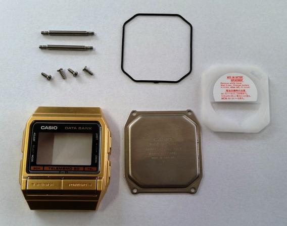 Caixa Completa Original Do Relógio Casio Db-520ga-1df Db-520