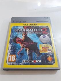 Uncharted 2 Ps3 Midia Fisica