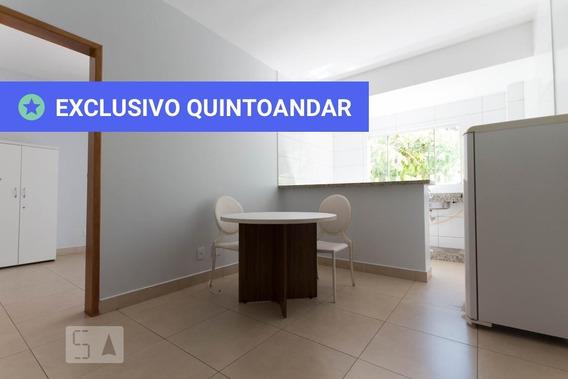 Studio Térreo Com 1 Dormitório E 1 Garagem - Id: 892945096 - 245096