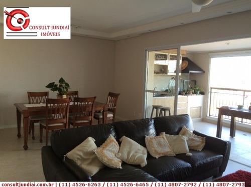 Imagem 1 de 18 de Apartamentos À Venda  Em Jundiaí/sp - Compre O Seu Apartamentos Aqui! - 1240151