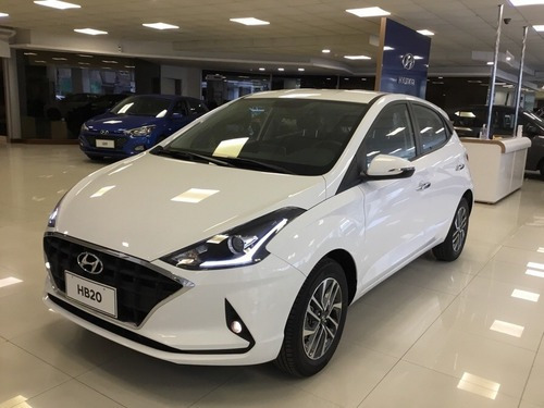 Hyundai Hb20 Unique Hatch 2020 0km