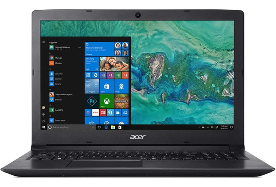 Laptop Acer | A315-53-55y1 | Core I5-8250u 20gb Optane 1tb