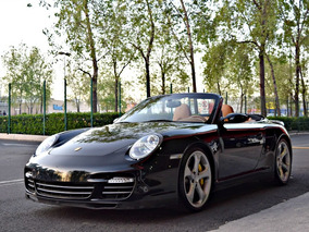 Porsche 911 3.8 Turbo Cabriolet 4x4 At