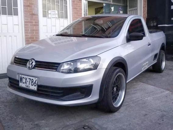 Volkswagen Saveiro Con Aire Sin Pico Y Placa