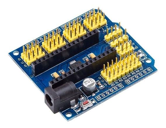 Shield Adaptador Arduino Nano V3.0