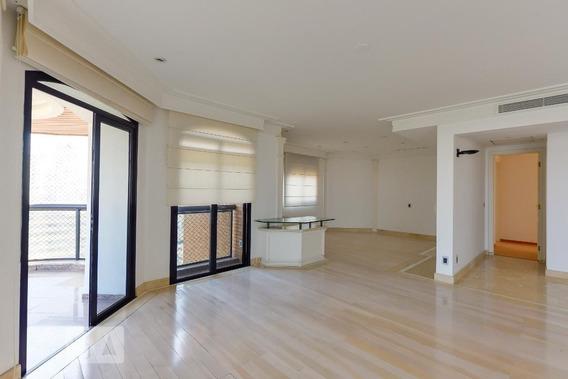Apartamento No 20º Andar Com 3 Dormitórios E 4 Garagens - Id: 892954727 - 254727