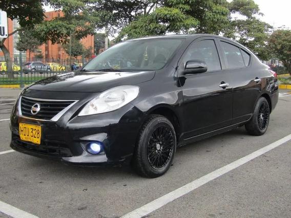 Nissan Versa Advance 1600 Aa 2ab Abs