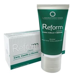 Crema Reform Con Rigin Y Ac Hialurónico Antiage Laboratorio Once