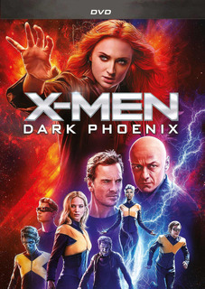 Dvd - X-men Dark Phoenix