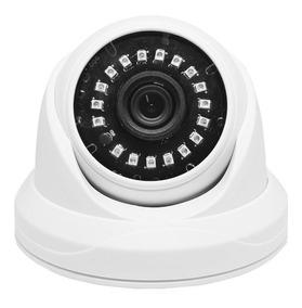 Câmera Dome Ahd 2mp 3,6mm 1920x1080p Infravermelho 20 Metros