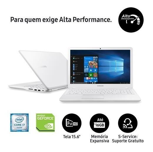 Notebook Samsung Expert Np500r5m Xw3br