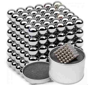 Rompecabezas Magnetico Neocube Iman 5mm 216 Pzas Original