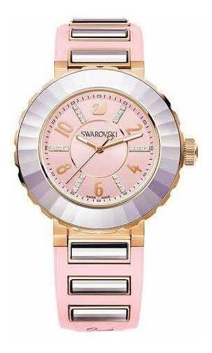 Reloj Swarovzki Octea Sport Rosa