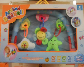 Movil Cuna Musical Coche Bebes Arched Bed Bell