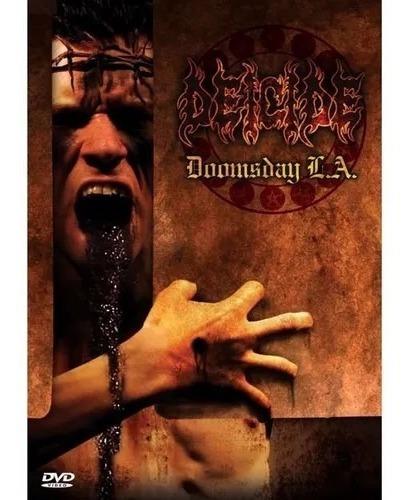 Imagen 1 de 3 de Deicide - Doomsday L A. Dvd Nuevo