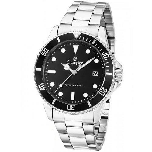 Relógio Champion Masculino Ca31266t (rev Autorizada) Nfe