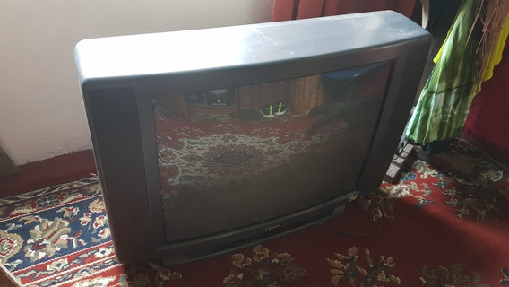 Televisión Ziam 29 Pulgadas Funcionando