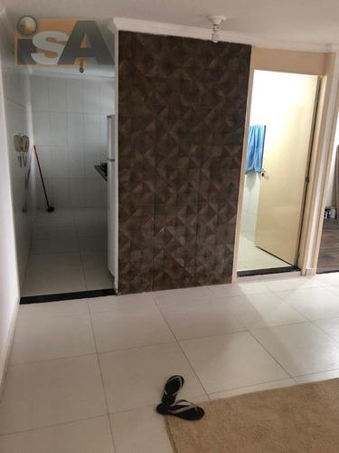 Imagem 1 de 10 de Apartamento Em Jundiapeba - Mogi Das Cruzes, Sp - 3572