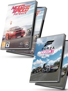 Random Steam Key + Forza Horizon 3 + Need For Speed Payback