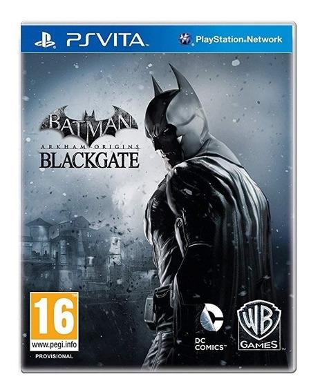Ps Vita - Batman Arkham Origins ( Frete Facilitado )_psvita