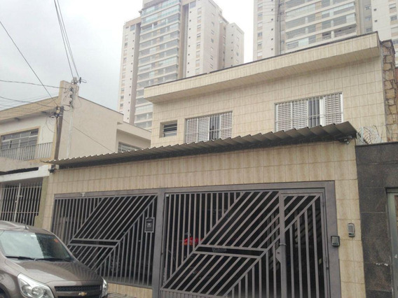Sobrado Em Tatuapé, São Paulo/sp De 319m² 7 Quartos À Venda Por R$ 1.060.000,00 - So236410