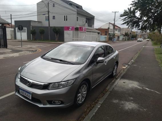Civic Lxr 2.0 2014 Automatico