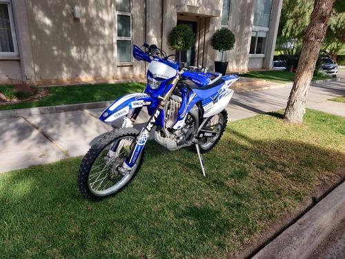 Yamaha Wr 450 F - Recibo Criptomonedas - Btc - Usdt