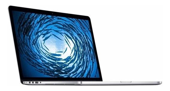 Novo Macbook Pro 13 Core I5 2.0 256gb 8gb Mll42ll Cinza 2016