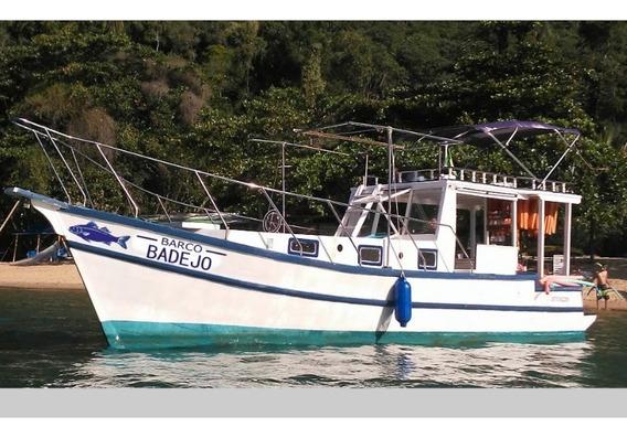 Barco Traineira Trawler Passeio E Turismo