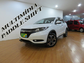 Honda Hr-v 1.8 Touring Flex Aut Top De Linha C/ Paddle Shift